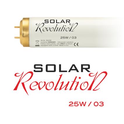 Solar Revolution 25W/03